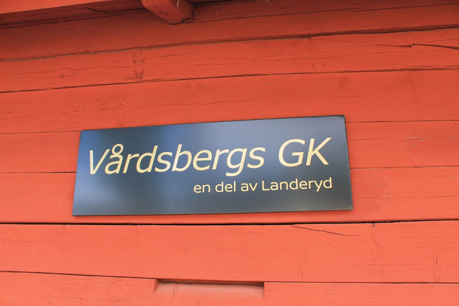 Vårdsbergs GK